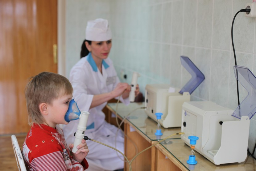 Детский военный санаторий в Пятигорск