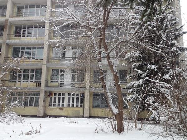 Санаторий Ельцовка