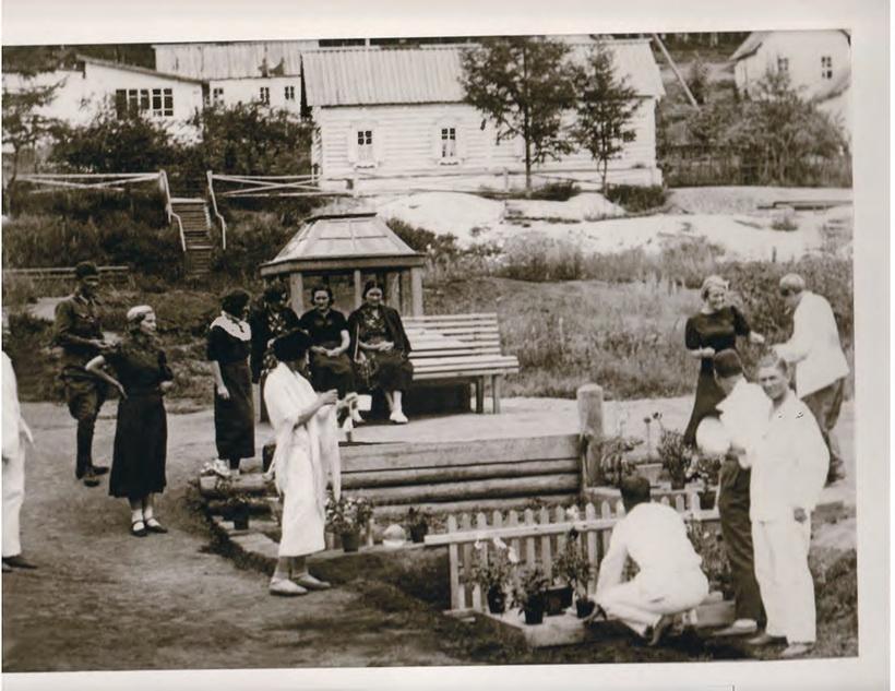 Молоковский военный санаторий в г.Чита: официальный сайт