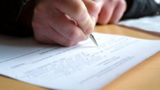 Подача заявки в военный санаторий