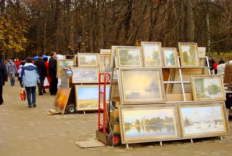 Выставка-продажа картин в Кисловодске