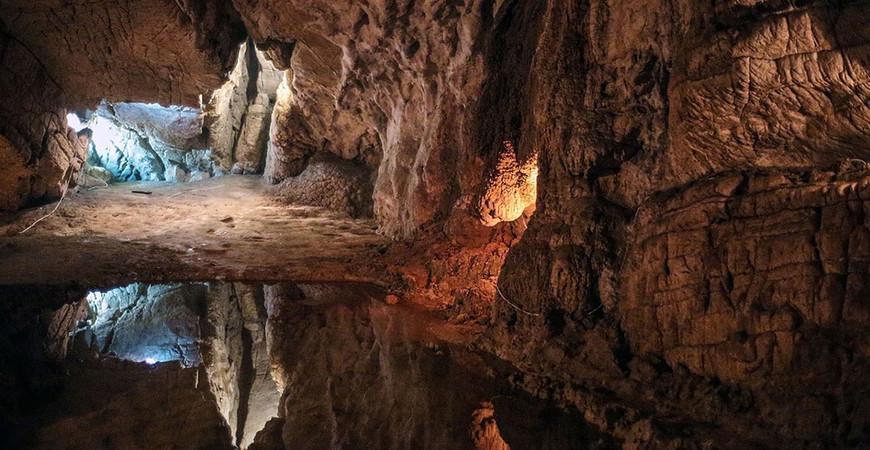 Воронцовские пещеры: достопримечательности в Сочи