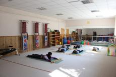 Детский военный санаторий в Пятигорске