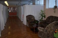 """Военный санаторий """"Гагра"""" в Абхазии"""