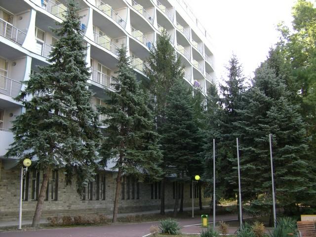 """Санаторий """"Дивноморское"""" Министерства обороны РФ"""