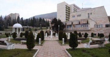 Пятигорский военный санаторий МО РФ: цены, путевки, официальный сайт, лечение