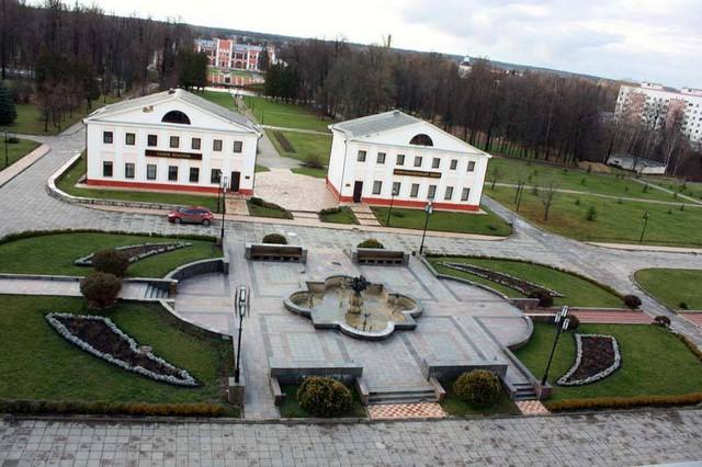 """Военный санаторий """"Марфинский"""" в Подмосковье: жилые корпуса"""