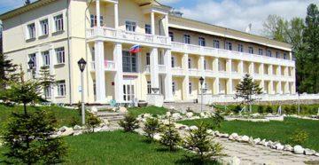 Военный санаторий «Кульдурский», бальнеологический курорт в ЕАО: цены, фото и отзывы