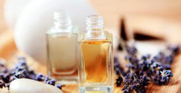 применение ароматерапии