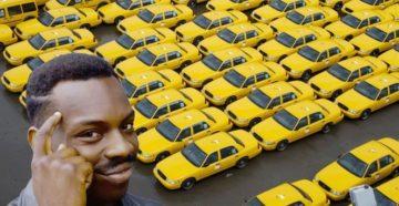 Как сэкономить на такси до санатория
