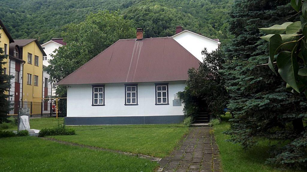 Дом-музей А. Х. Таммсааре в Сочи