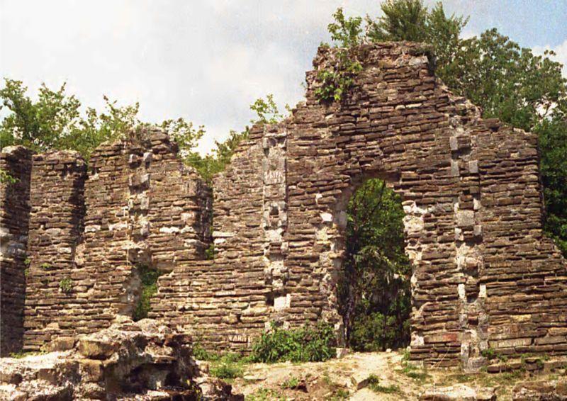 Лооский храм в Сочи