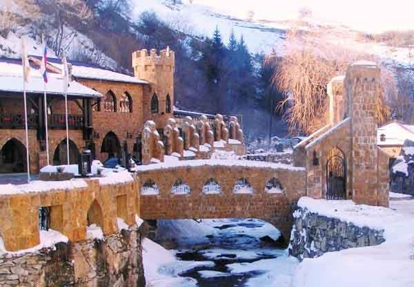 Достопримечательности Кисловодска зимой