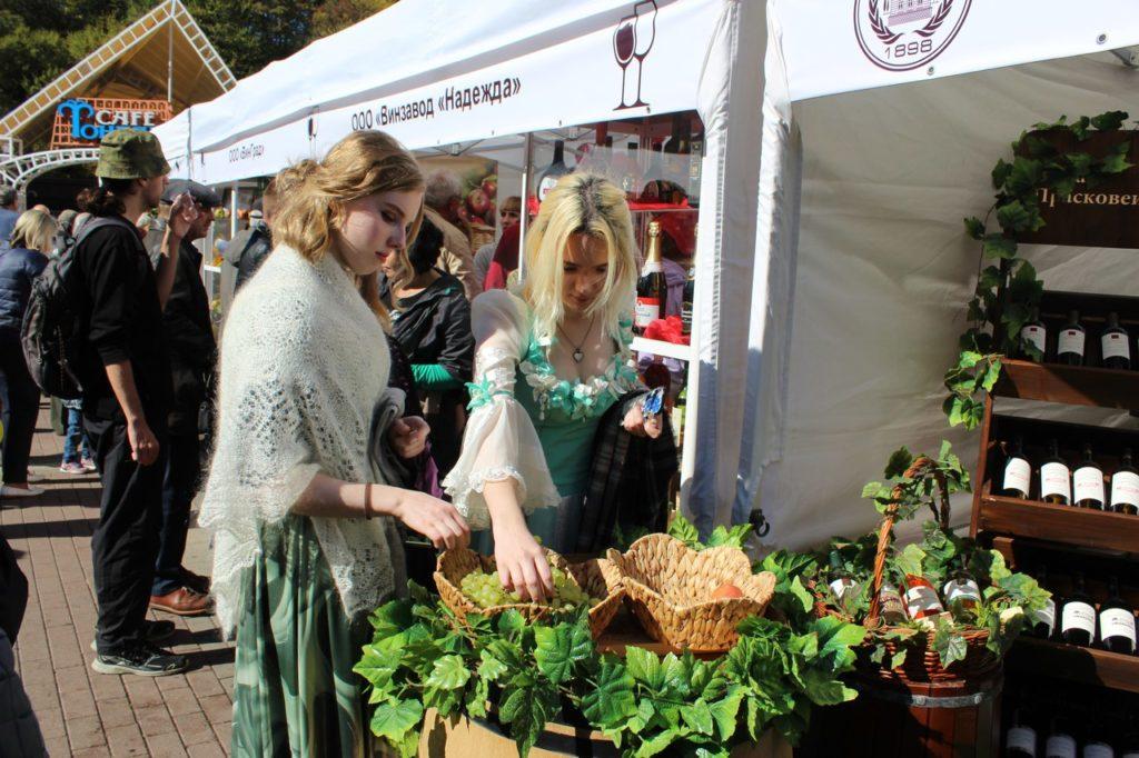 Международный форум вина в Кисловодске