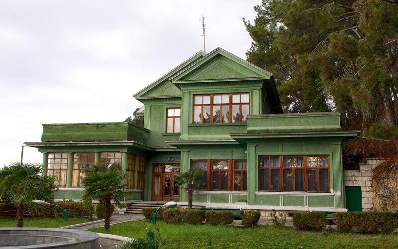 "Дом-музей ""Дача Сталина в Сочи"""