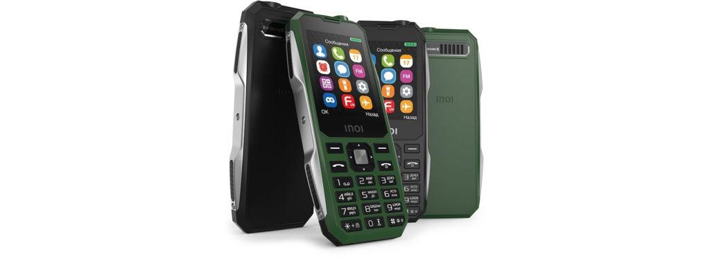Телефон для военных INOI 244Z