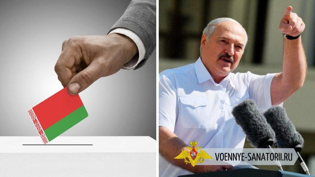 Повторные выборы в Беларуси
