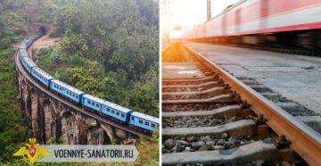 Ходят ли поезда из России в Абхазию