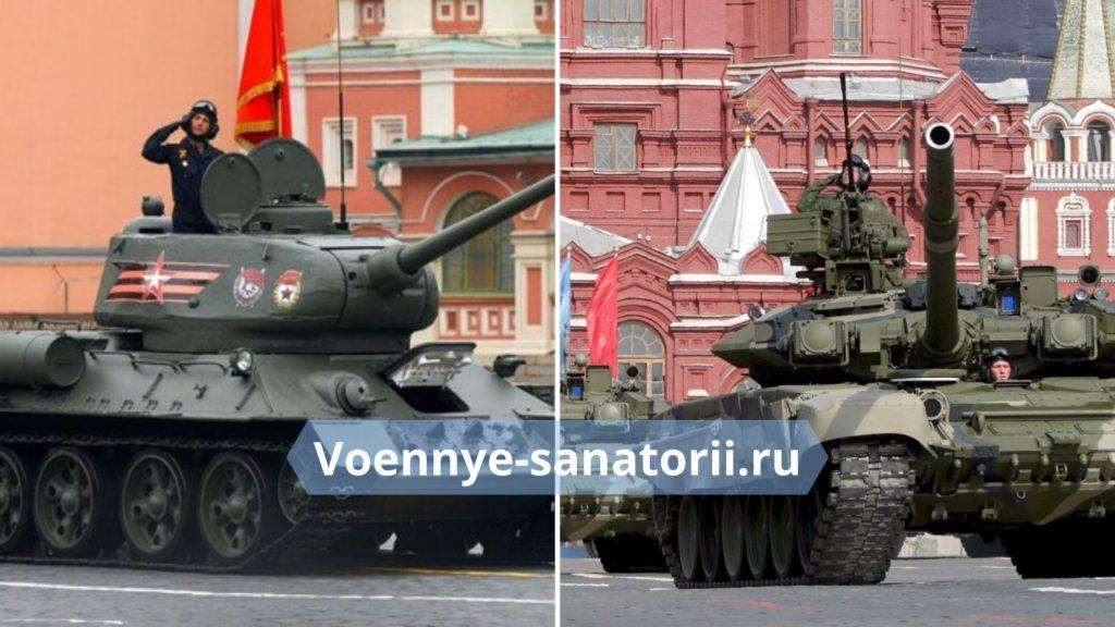 Профессиональный праздник танкиста