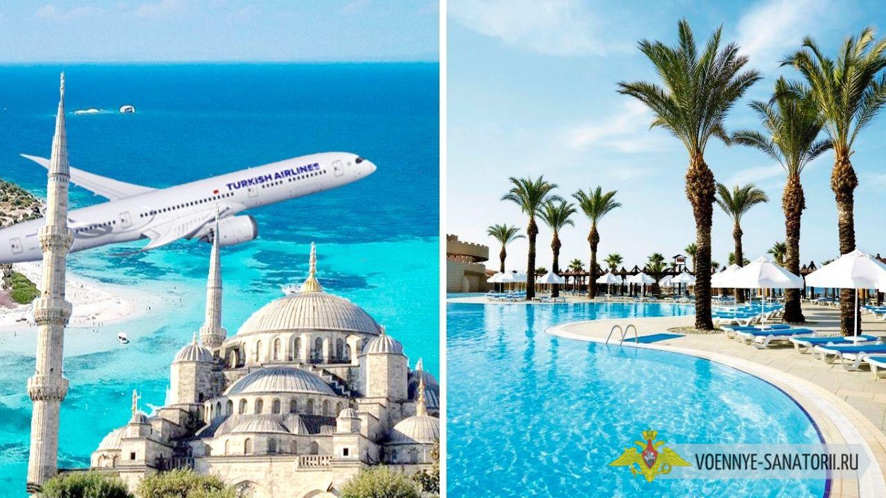 Турцию закрыли для туристов с 15 мая 2021 года