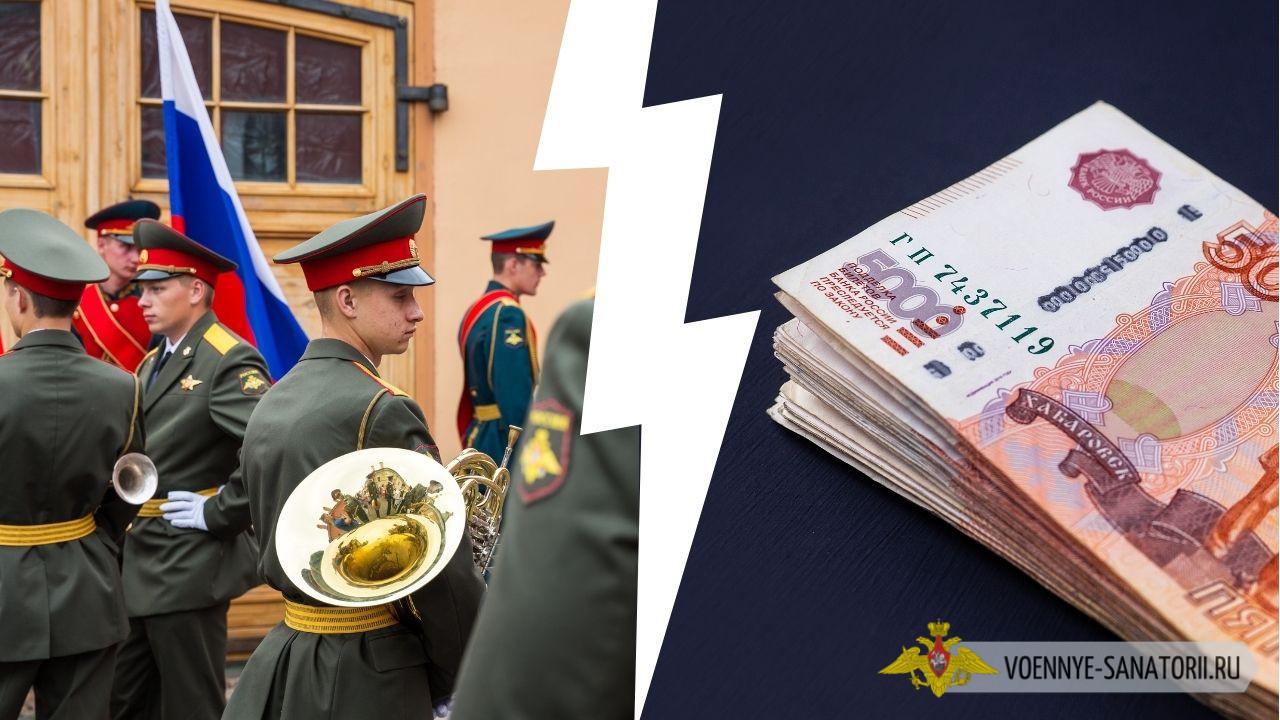 """Правда ли, что военнослужащим выплатят по 15000₽ в сентябре после победы """"Единой России"""" на выборах"""